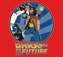 Bark to the Future One Piece - Long Sleeve