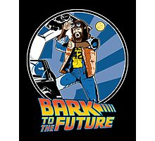 Bark to the Future Photographic Print