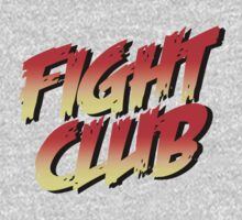 Fight Club - Street Fighter Shirt  by ChevCholios