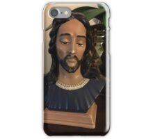 Ceramic Jesus  If you like, please purchase an item, thanks iPhone Case/Skin