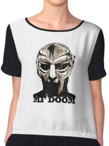 mf doom Women's Chiffon Top