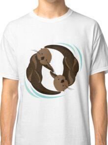Otter Friends Classic T-Shirt
