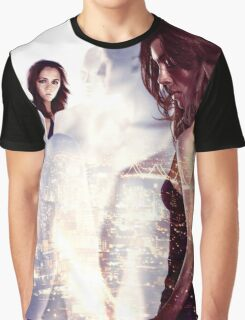 Dollhouse - Eliza Dushku Graphic T-Shirt