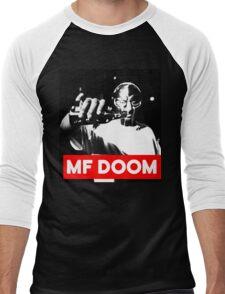mf doom Men's Baseball ¾ T-Shirt