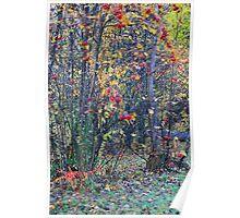 Autumn Efflorescence Poster
