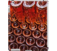Automation bottling line for produce champagne in Alsace iPad Case/Skin