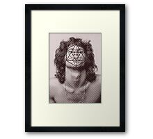 Morrison´s icosahedron Framed Print