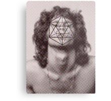 Morrison´s icosahedron Metal Print