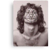 Morrison´s icosahedron Canvas Print