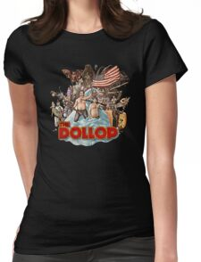 THE DOLLOP Womens Fitted T-Shirt