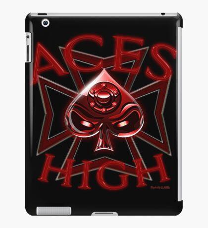 Aces High iPad Case/Skin