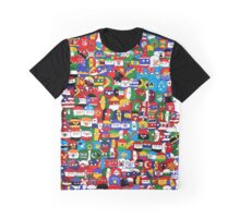 countryball Graphic T-Shirt