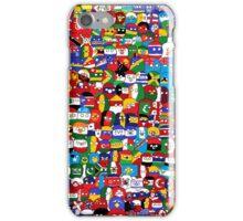 countryball iPhone Case/Skin