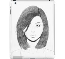 Zoe iPad Case/Skin