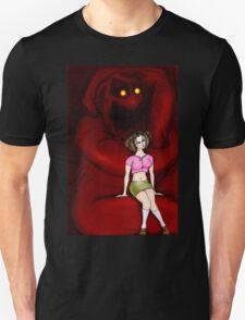 In the Lap of Lechery Unisex T-Shirt