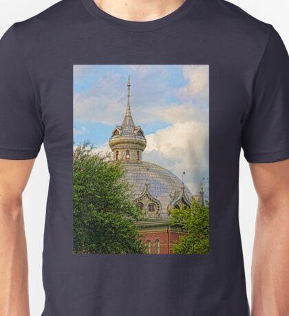 Plant Hall Minarets Unisex T-Shirt