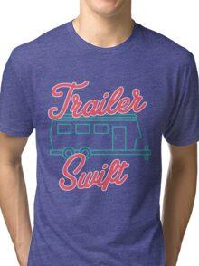 """""""Trailer Swift"""" Tri-blend T-Shirt"""