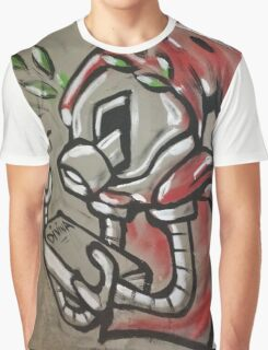 Florence the Robot Graphic T-Shirt