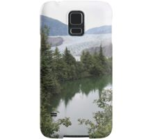 Glacier Time Samsung Galaxy Case/Skin