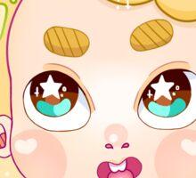 Bunny Baby Sticker