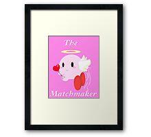 The matchmaker  Framed Print