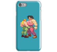 SF3 - Alex Hugo Standoff Sticker iPhone Case/Skin