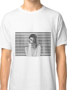 Girl in turtleneck  Classic T-Shirt