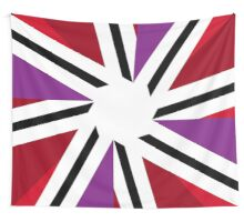 The national flag of Haganistan Wall Tapestry