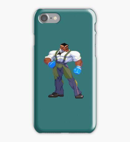 SF3 - Dudley Sticker iPhone Case/Skin