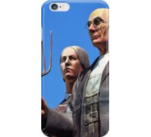"""An """"American Gothic"""" iPhone Case/Skin"""
