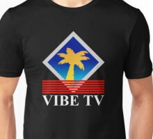 vibe tv logo Unisex T-Shirt