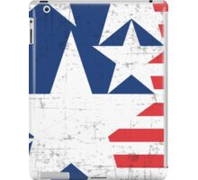 USA Stars and Stripes iPad Case/Skin