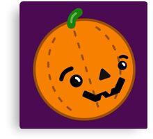 Jack O'Pumpkin Canvas Print