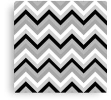 pattern of triangle Canvas Print