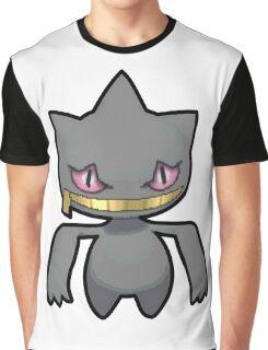 Banette - Pokemon Thick Border Graphic T-Shirt
