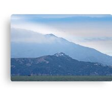 Mt Tam Canvas Print