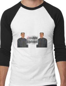 Double upload Men's Baseball ¾ T-Shirt