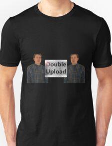 Double upload Unisex T-Shirt