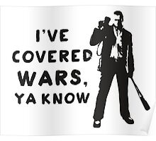 Covered Wars Poster