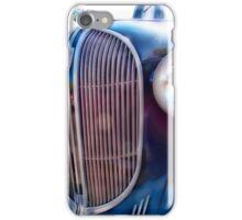 Classic  Car Grill 1938 Plymouth iPhone Case/Skin