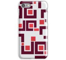 Modernist Vinyl Addict iPhone Case/Skin