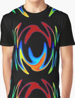 Dance In Color Graphic T-Shirt