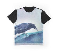 Mr. Bluebird Graphic T-Shirt