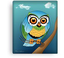 owl Canvas Print