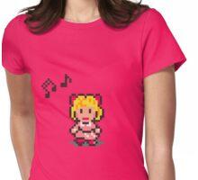 Singing Paula Womens Fitted T-Shirt