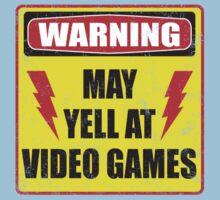 Gamer Warning One Piece - Short Sleeve