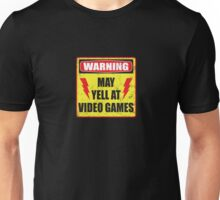 Gamer Warning Unisex T-Shirt