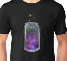 Bottle: Galaxy & fireflies Unisex T-Shirt