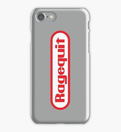 Ragequit iPhone Case/Skin