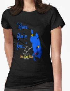 You're Free Womens Fitted T-Shirt